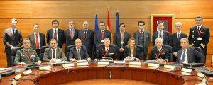 El CME participa en la primera reunión del Consejo Nacional de Seguridad Marítima