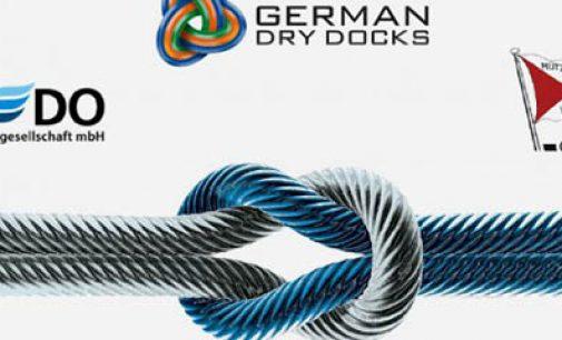 Tres astilleros de reparaciones alemanes unen fuerzas