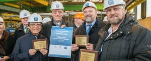 Comienza la construcción de dos nuevos cruceros fluviales para Crystal River Cruises