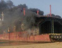 Mueren otros cinco trabajadores en el astillero de Gadani