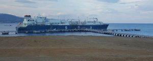 Primera terminal para FSRU de Turquía