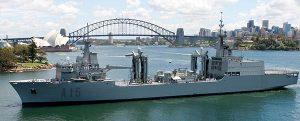 La ingeniería de detalle de los buques AAOR
