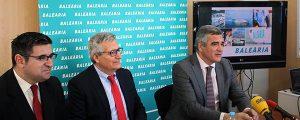 Inversión en nuevos buques y terminales inteligentes por parte de Baleària