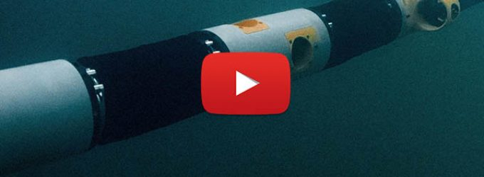 ROV serpiente para inspecciones submarinas