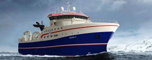 Metalships construirá el arrastrero congelador Regina C