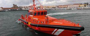 La nueva Salvamar Arcturus ya opera en la zona del Estrecho