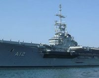 Brasil desguazará su portaviones