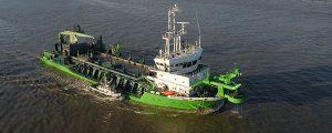 BV clasifica nuevas dragas propulsadas por LNG