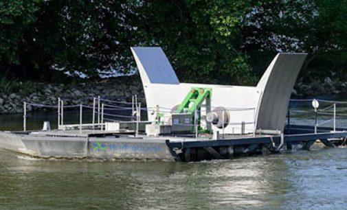 Francia instalará un parque fluvial de energía mareomotriz