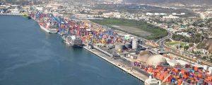El puerto mexicano de Manzanillo líder nacional de carga contenerizada