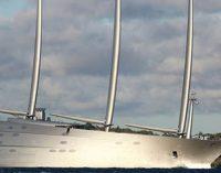 Se entrega el mayor velero del mundo: Sailing Yacht A