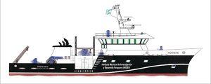 Armón construirá el nuevo buque costero del Inidep