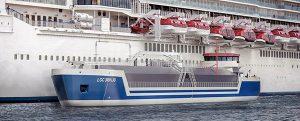 Damen lanza sus nuevos diseños de buques para el mercado del GNL