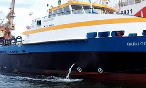Fast Supply Vessel Baru Serrana