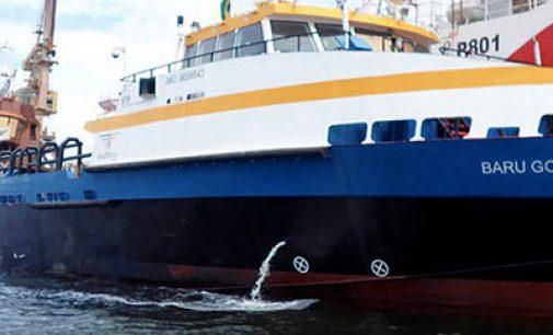 Fast Supply Vessel Baru Serrana