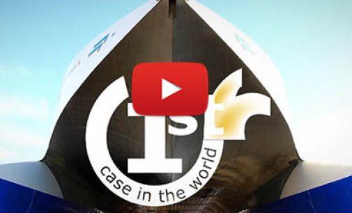 Transformación del primer motor diésel-GNL adaptado a buques de alta velocidad