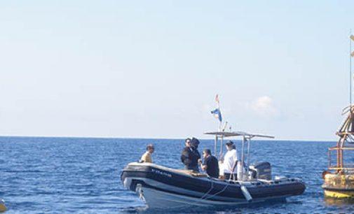 Sistema de medición del ruido radiado al mar presentado por SAES