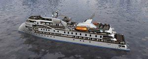 Cuatro cruceros de expedición para SunStone