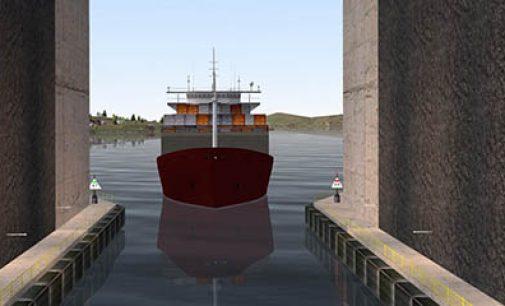 Primer túnel para buques del mundo