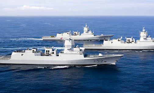 Navantia firma un contrato de apoyo a las fragatas noruegas por cinco años