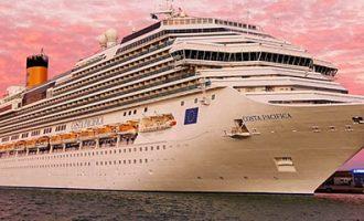 China, Cruceros y Planes quinquenales