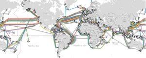 Un consorcio hispano-brasileño tiende un cable submarino fuera del control de EE.UU.