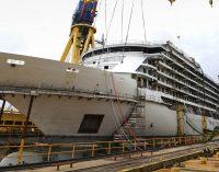 Sigue aumentando la cartera de pedidos de buques de crucero