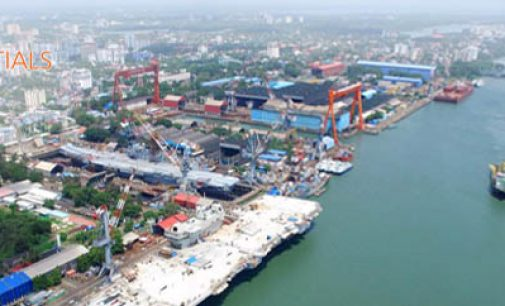 India construye sus primeros buques con dinero público