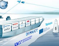 Tráfico marítimo autónomo en el Báltico para 2025