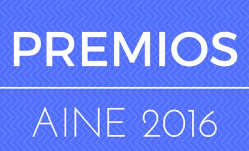 Convocatoria de los premios AINE 2016