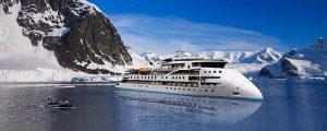 X-Bow presente en expediciones polares