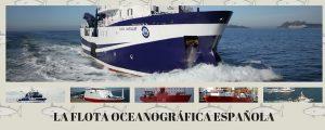 Los buques oceanográficos españoles