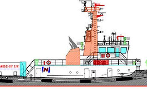 Japón tendrá su primer remolcador propulsado por GNL en 2019