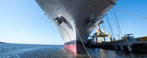 Así se trasladan y flotan las 45.693 toneladas del USS Tripoli