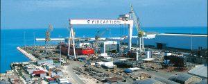 Fincantieri no quiere perder el tren del sector de defensa
