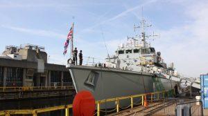 HMS_Brocklesby