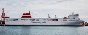 Trasmediterranea, la primera naviera del mundo neutra en carbono