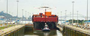 El tonelaje del Canal de Panamá ha aumentado un 22,2 % en su primer aniversario