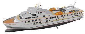 MV Magellan Explorer, el nuevo crucero de expedición de la chilena Antarctica XXI