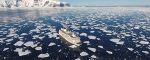 Documental IMO del Código Polar en la Antártida
