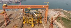 La primera piscifactoría offshore del mundo ya es una realidad