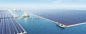 la mayor planta fotovoltaica flotante del mundo