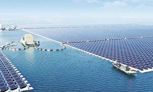 Conectada la mayor planta fotovoltaica flotante del mundo