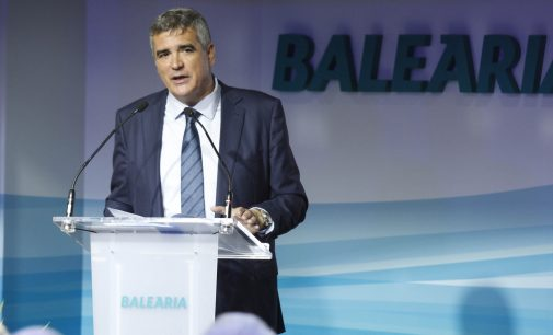 Baleària apuesta por el smart maritime