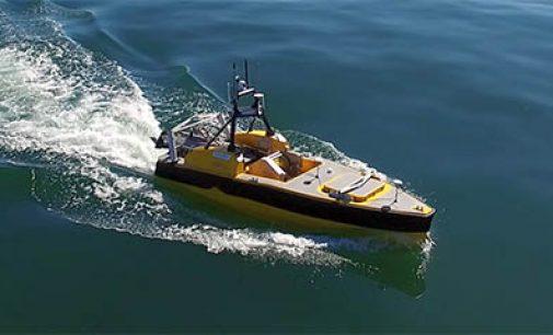 Desarrollo de barco no tripulado