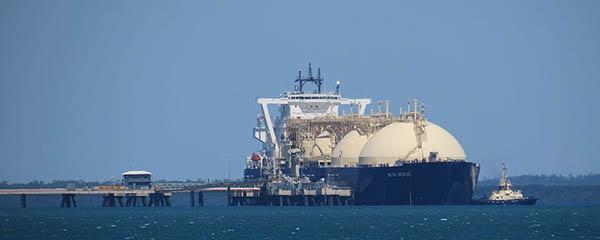 Australia exportador de LNG