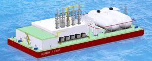 Completan la validación del diseño de una FSRO de 50 MW
