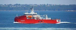 L'Astrolabe, el nuevo buque de la marina francesa
