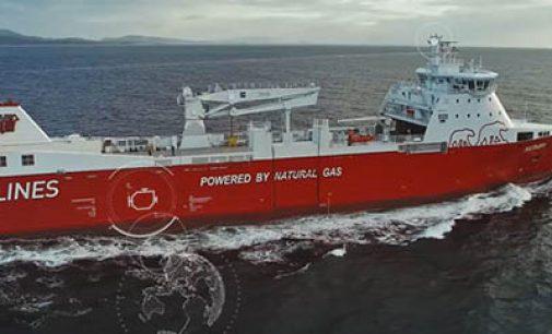 """Primer servicio """"Power by the hour"""" para una naviera"""