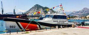La guardia costera turca recibe sus primeras nuevas SAR
